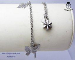 خریدپابند نقره زنانه با قیمت مناسب
