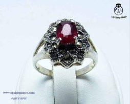 خریدانگشتر یاقوت سرخ زنانه با قیمت مناسب