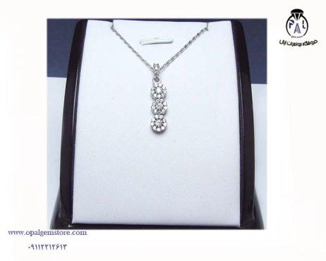 فروش گردنبند نقره زنانه با قیمت مناسب