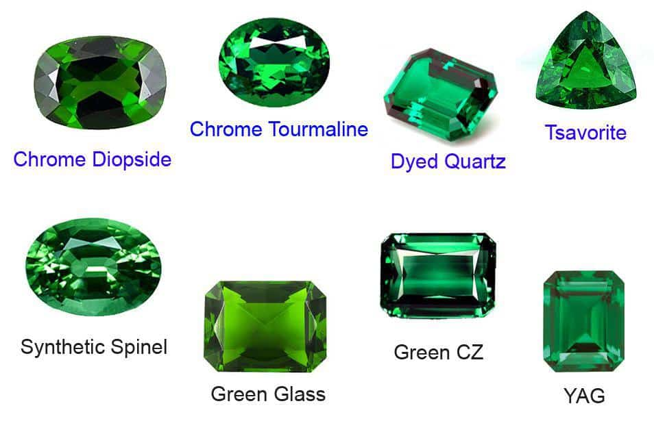 emerald-immitation
