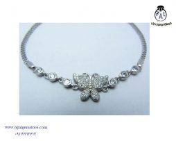 خریددستبند نقره زنانه با قیمت مناسب