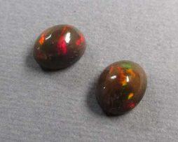 black etiopian opal