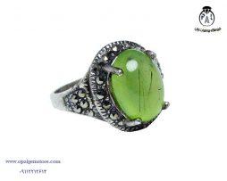 خرید انگشتر نقره زنانه پرهنیت با قیمت مناسب