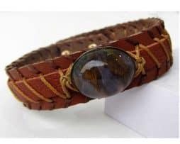 فروش دستبند عقیق خزه ای با قیمت مناسب