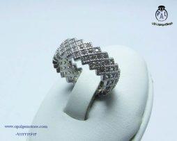 خرید انگشتر نقره زنانه با قیمت مناسب