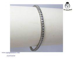 فروشدستبند نقره زنانه با قیمت مناسب