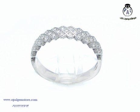 فروش انگشتر نقره زنانه با قیمت مناسب