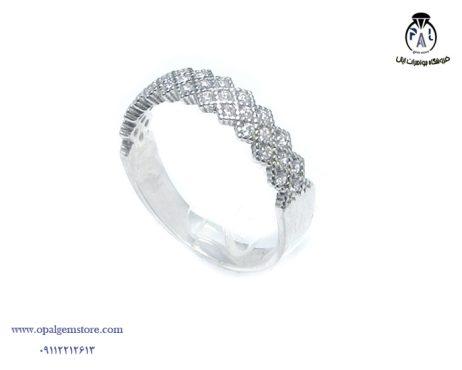 قیمت انگشتر نقره زنانه